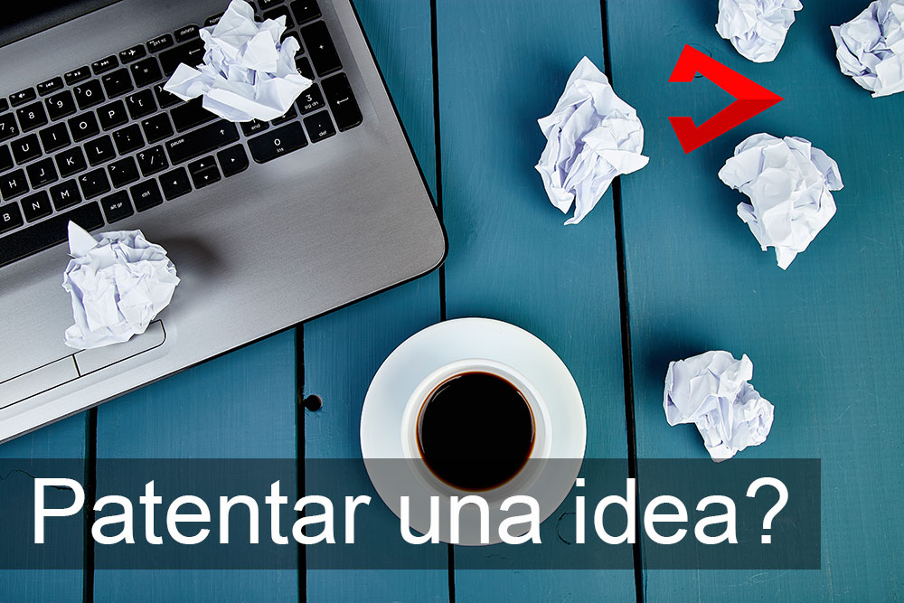 Patentar una idea